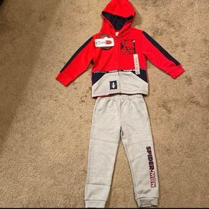 SALE Spider-Man Toddler boys clothes